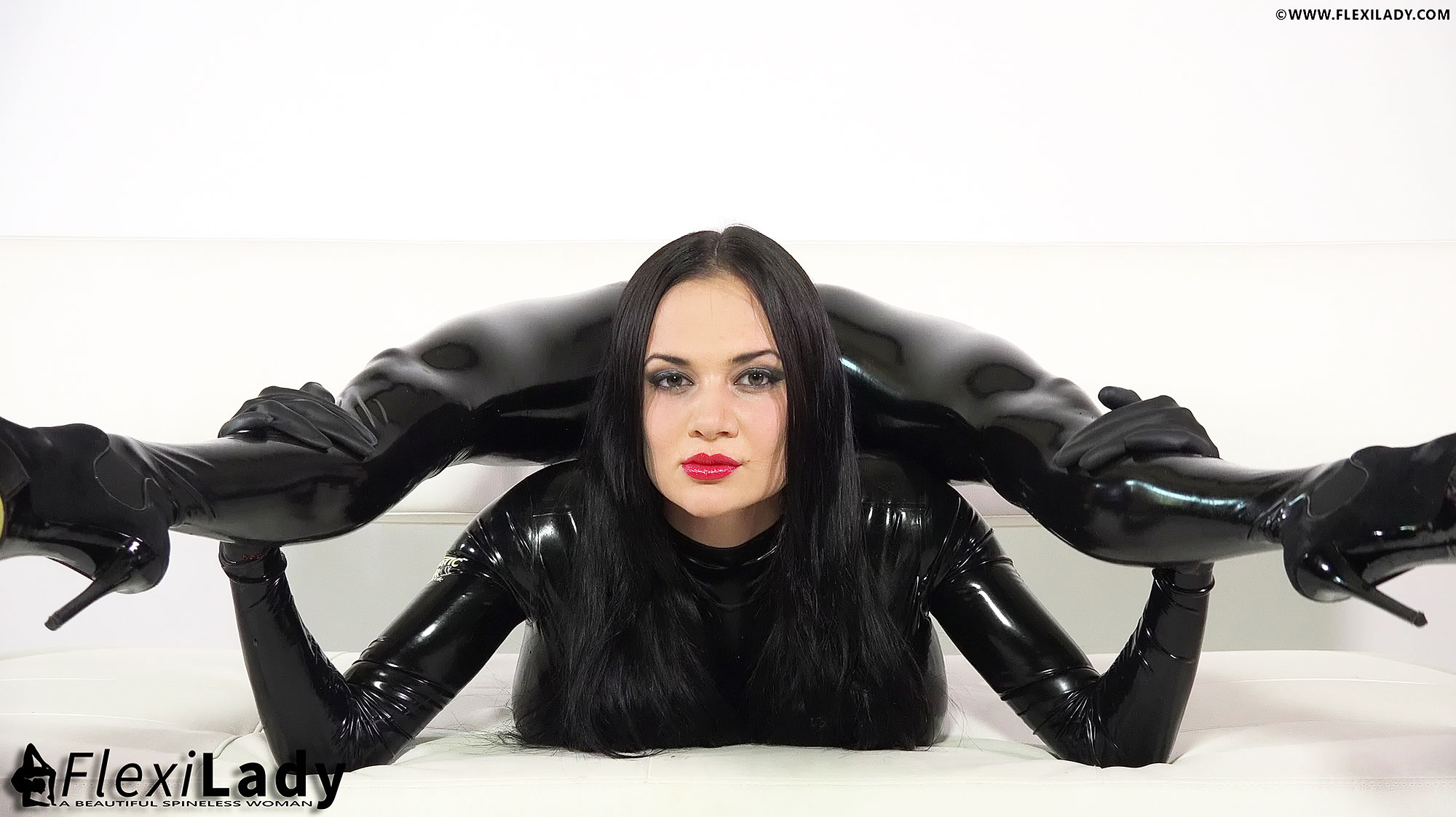 Absolute Flexible Rubber Doll
